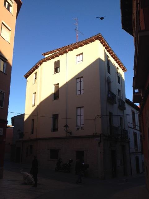 Huesca cubista