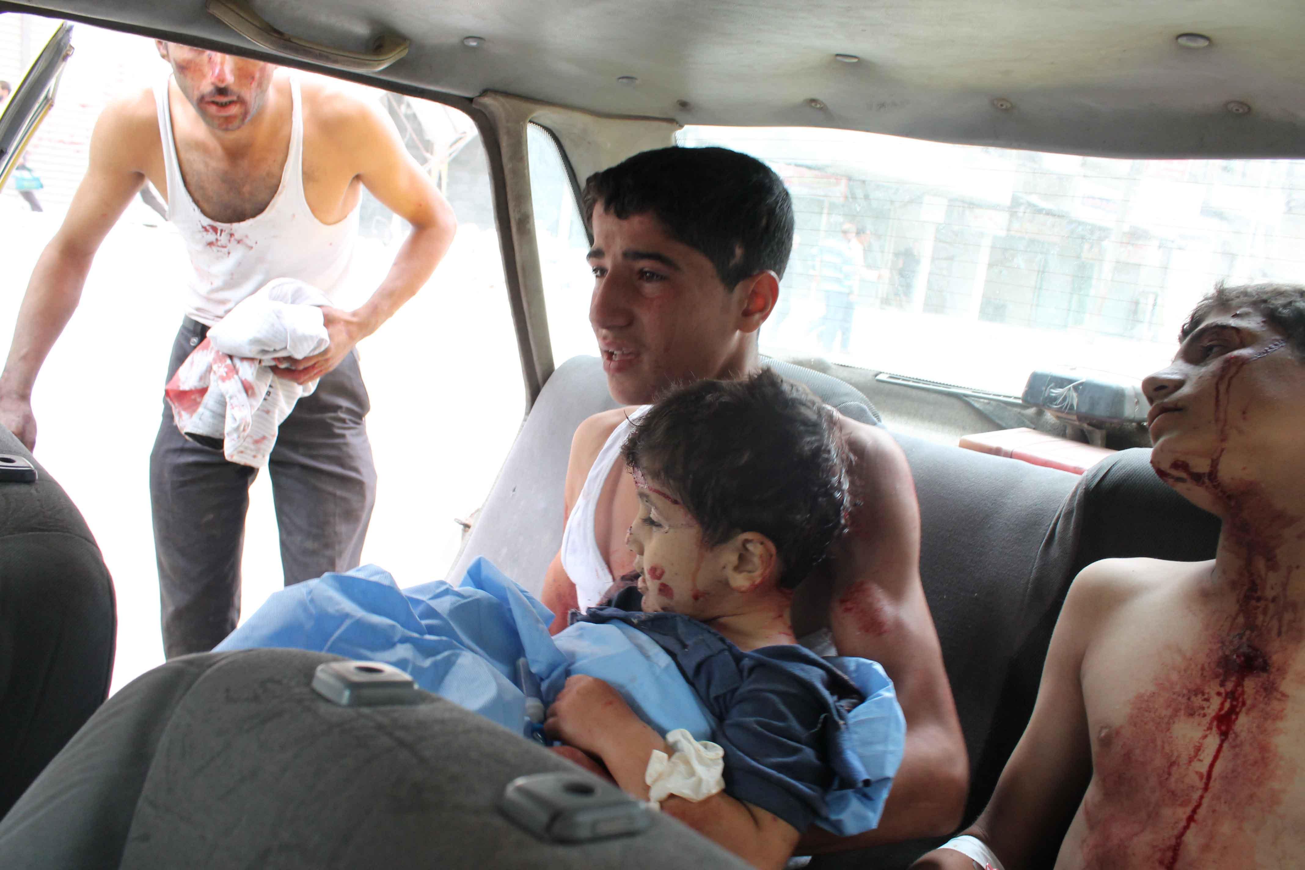 Antonio Pampliega/AFP