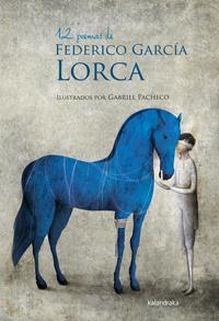 Portada 12 poemas Federico García Lorca