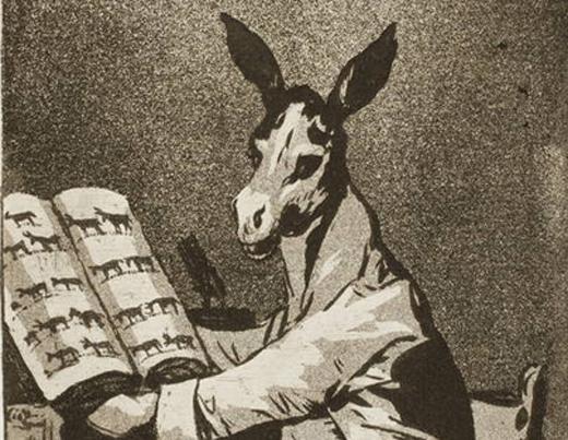 Disparate Goya
