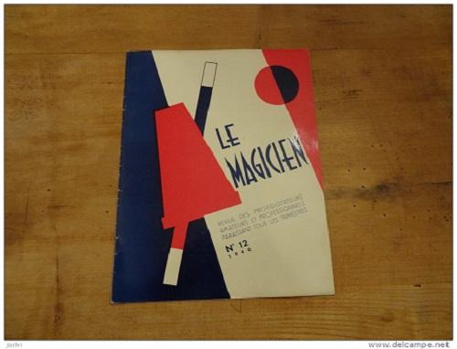 Revista Le magicien, 1940