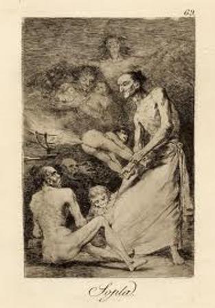 Goya: sopla