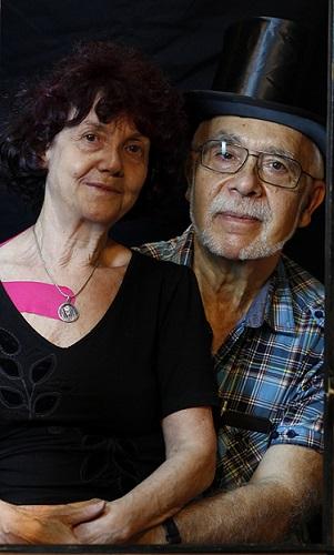 Encarnita  y José Luis. Foto: Corina Arranz