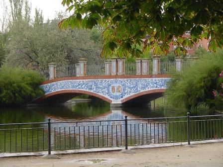 Talavera: Puente de cerámica