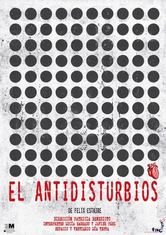 El antidisturbios