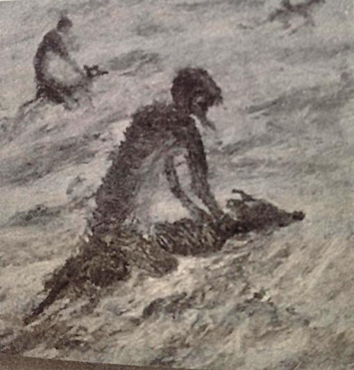 El Itzcuientlan, de Marysole Worner Baz