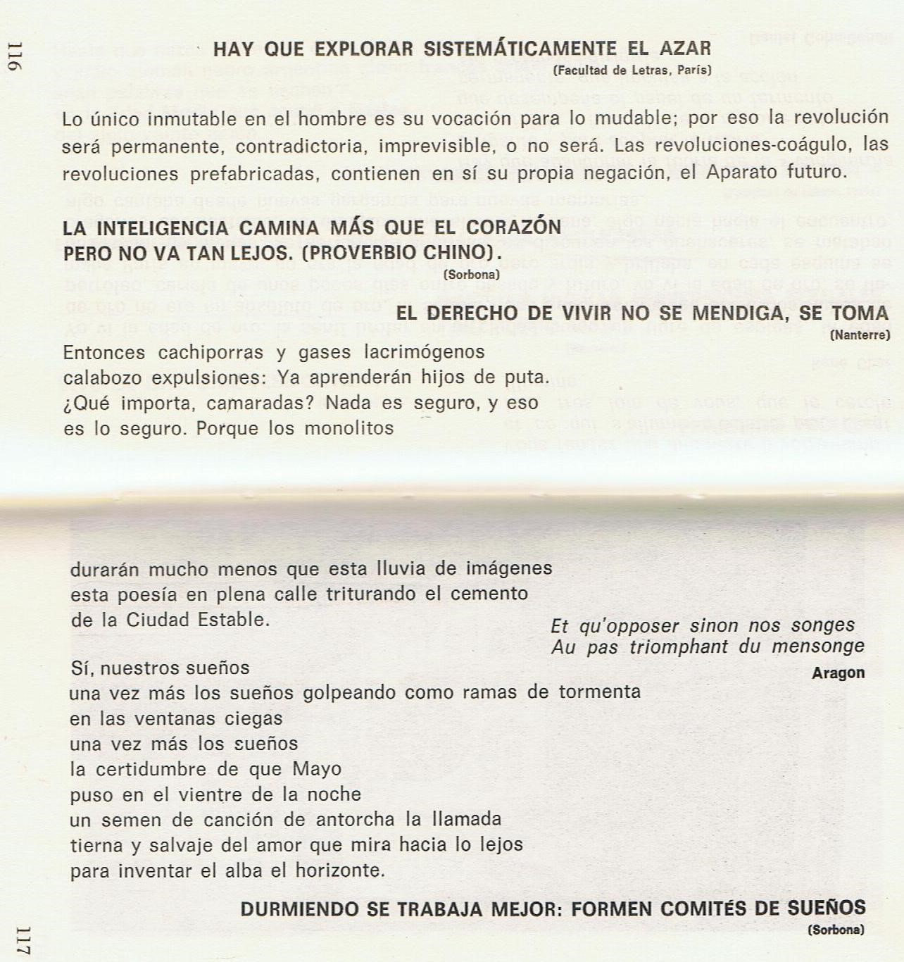 Julio Cortázar y París: \'Último round\'. Pasaje al centro del mandala ...