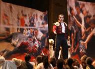 Escena de la ópera 'Carmen'