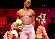 Imagen del musical 'Fela!'