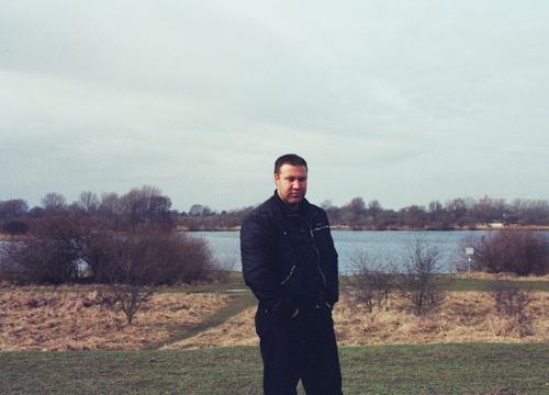 Murat Kurnat, en Bremen tres años después de su salida de Guantánamo. Isaac Risco