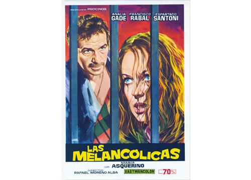 Cartel de la película Las melancólicas