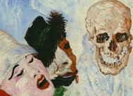 'Muerte' de James Ensor