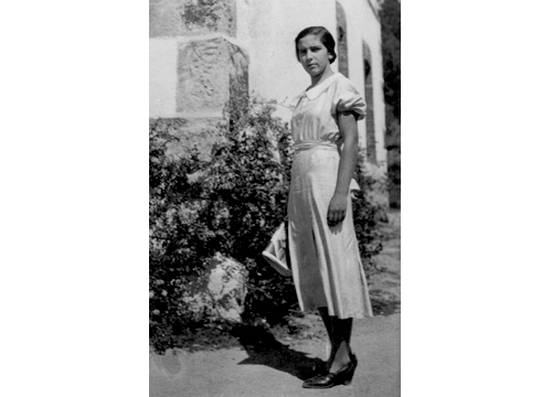 Carmen de Zulueta en los años 30