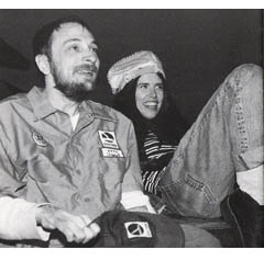 Vic Chesnutt y Victoria Williams