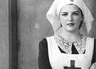 Enfermera, Guerra Civil