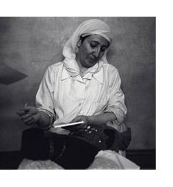 Sima Samar, presidenta de la Comisión Independiente de Derechos Humanos de Afganistán