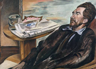 'Ezra Pound', Wyndham Lewis