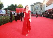 Natalie Portman en Venecia, Getty