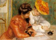 La carta, Renoir