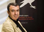 El autor Lorenzo Silva