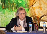 El escritor Manuel Pereira Valcárcel