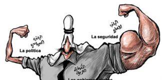 Viñeta cómica en relación al mundo arabe