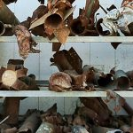 10junio2014-Museo-de-cohetes-lanzados-por-Hamás-en-la-comisaría-de-Sderot-2_540.jpg