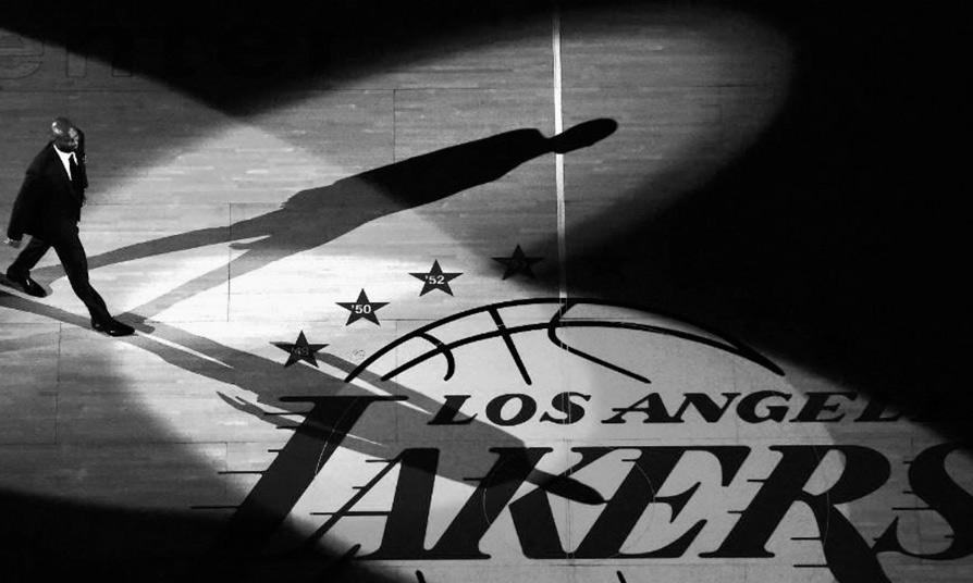 La sombra de Kobe Bryant era alargada, casi tanto como su leyenda.
