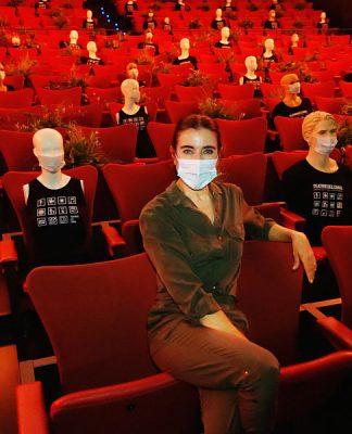 Blanca Li y sus maniquís