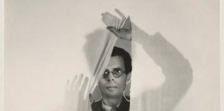 Aldous Huxley por Cecil Beaton