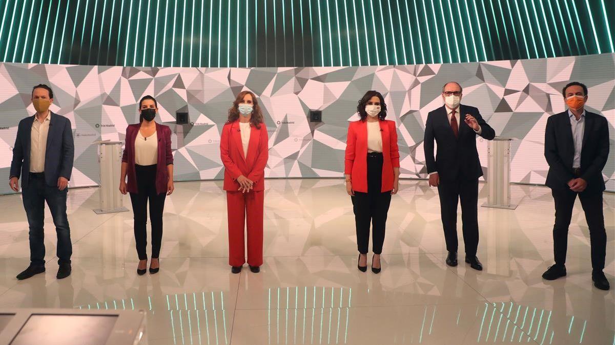 Debate Comunidad de Madrid