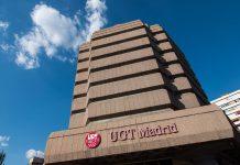 Edificio de la UGT en Madrid.