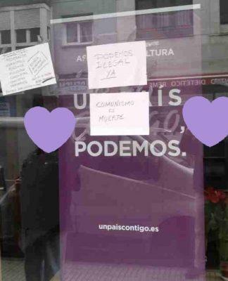 Sese de Podemos.