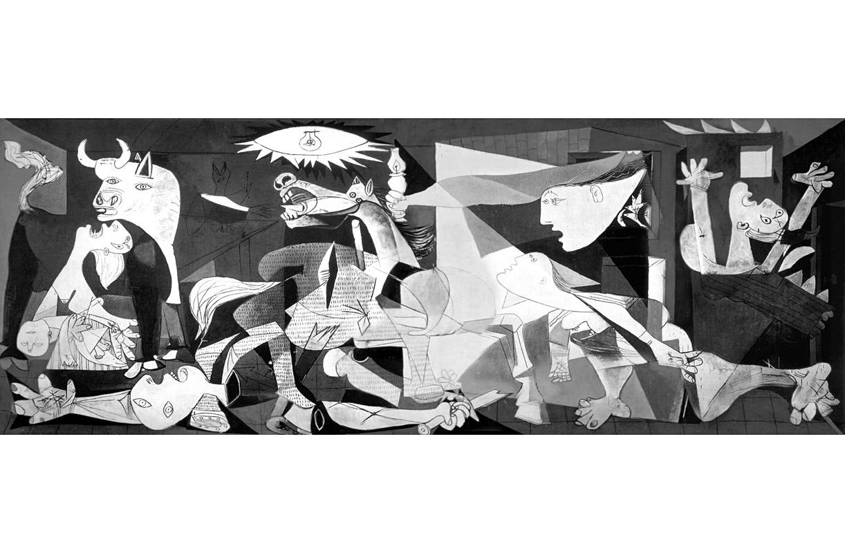 El \'Guernica\' de Picasso y \