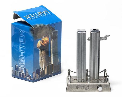 Suvenir de las torres gemelas