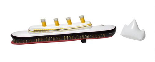 Suvenir barco